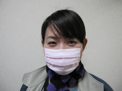 健康マスク