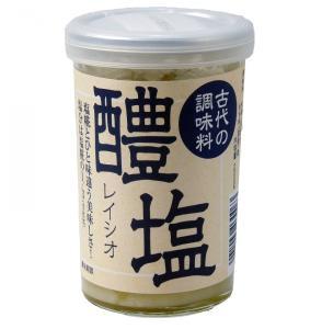 華燭 古代の調味料 醴塩(れいしお)