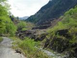 面谷鉱山跡