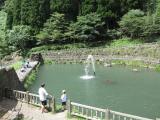 釣り堀(渓流釣り)